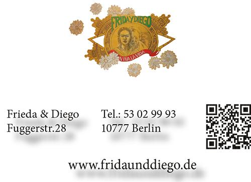 Frida und Diego